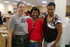 Medshare SLUAG volunteers