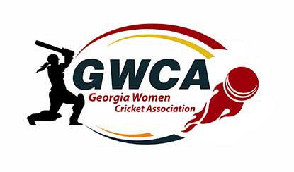Logo of Georgia Women Cricket Association